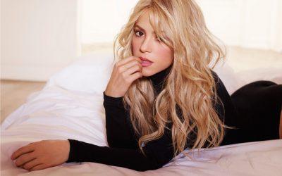 Shakira se recupera y vuelve a cantar