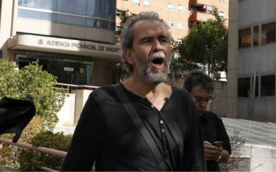 WILLY TOLEDO DESAFIA A LA JUSTICIA