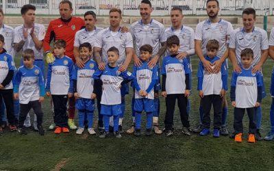NUEVO ESPÓNSOR PARA EL PREBENJAMINES DEL TORREVIEJA CF