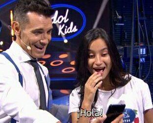 Entrevista Melany Idol Kids