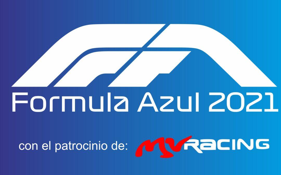 FORMULA AZUL 07 ´21